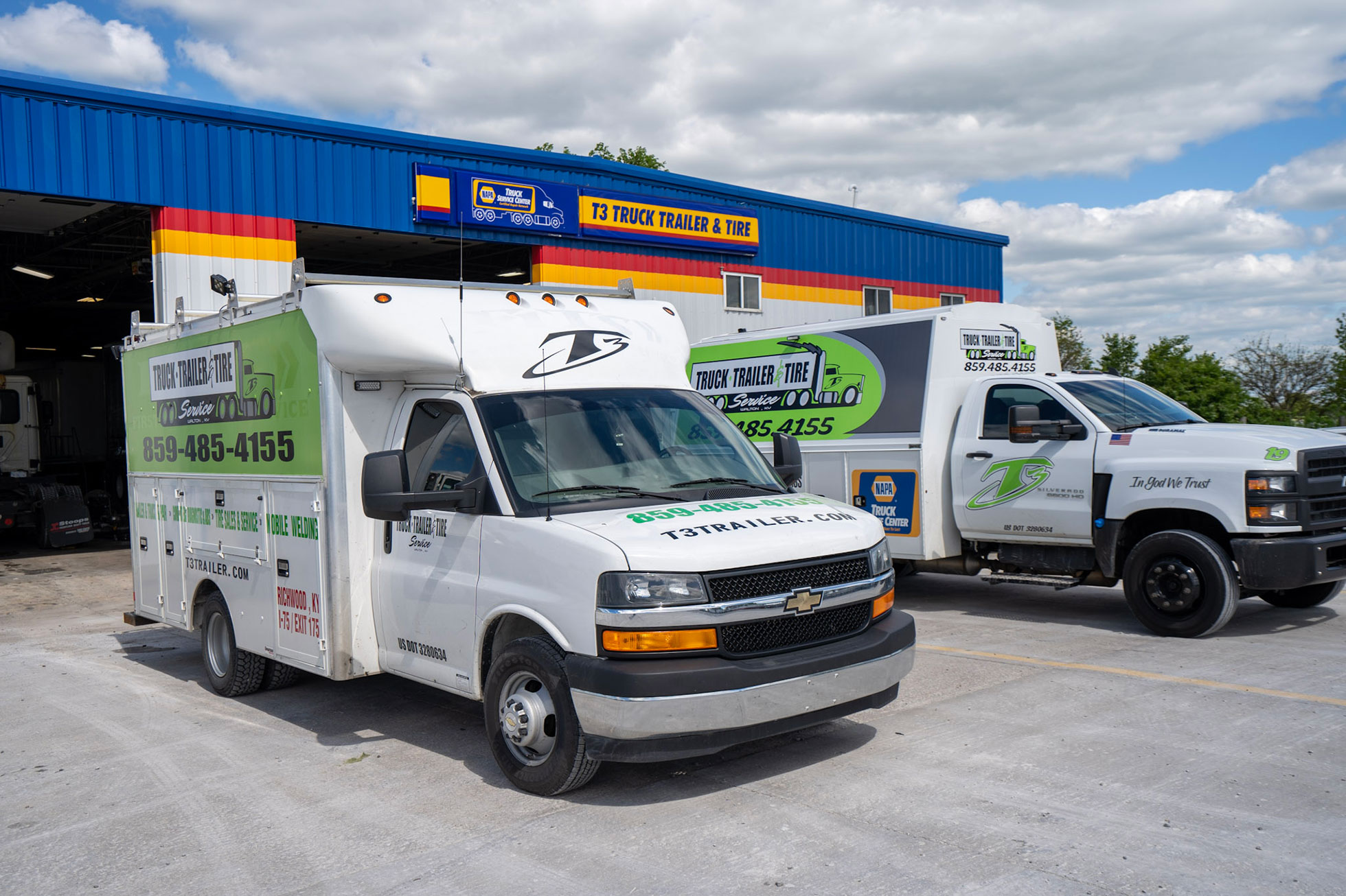Mobile Truck Service